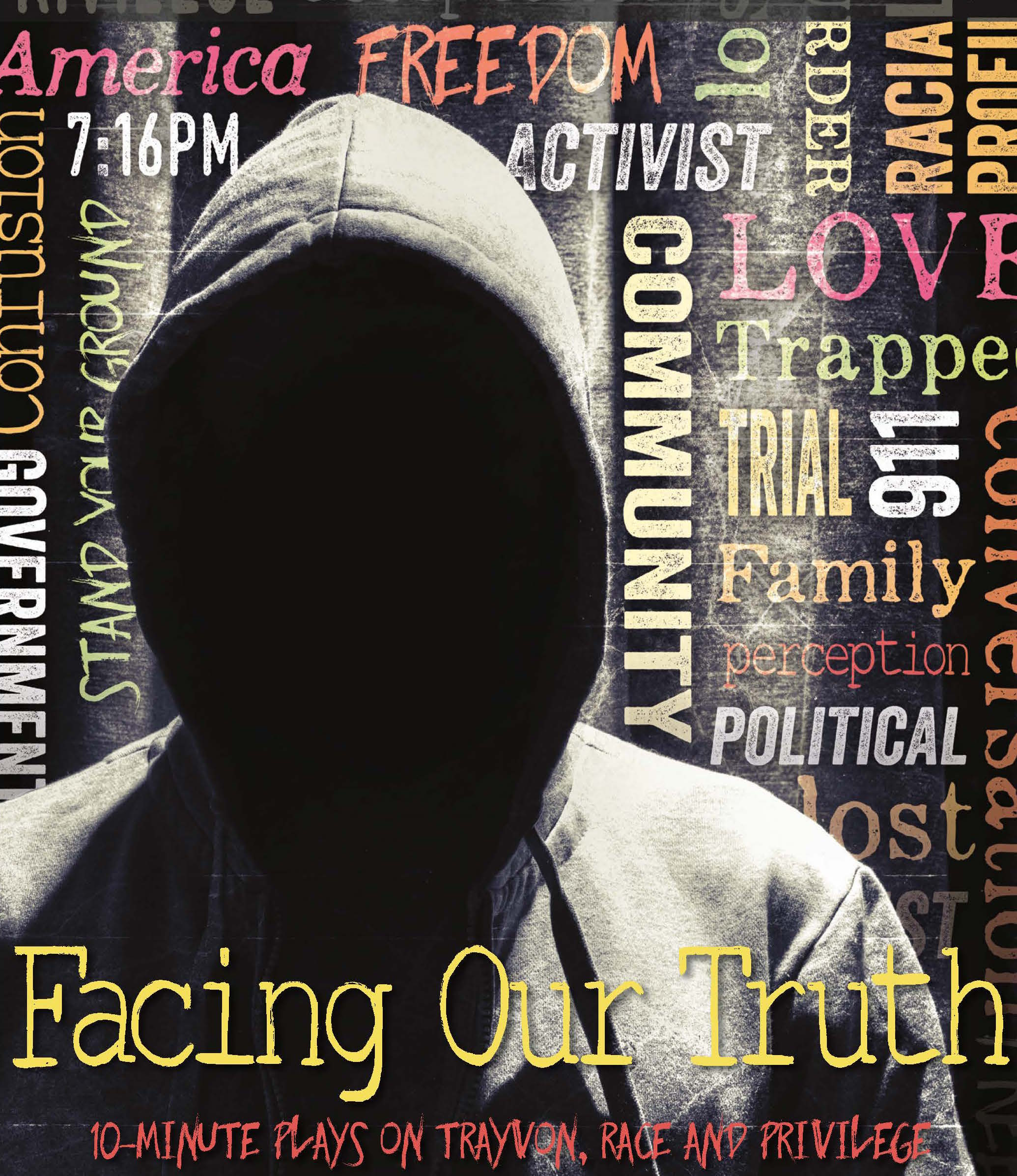 Facing Our Truth Staged Reading - Bard College at Simon's