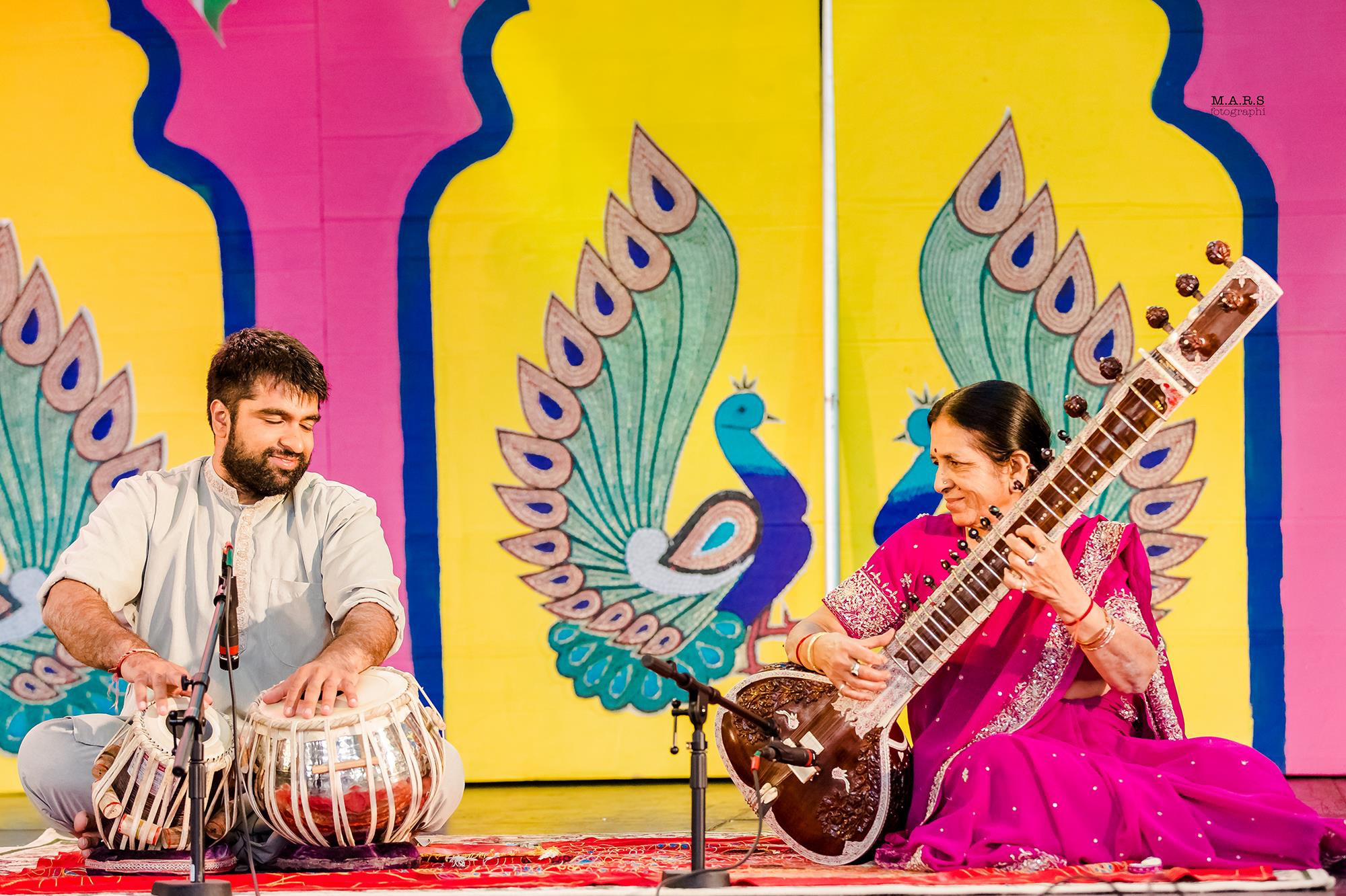 A Concert Of Indian Classical Music Bard College At Simons Rock