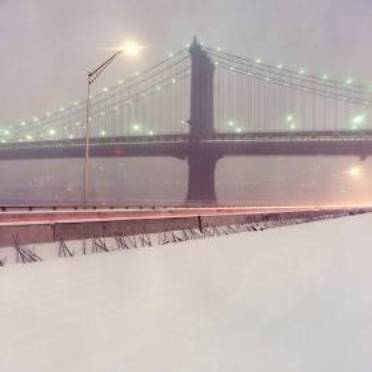 Jan Staller '70 Snow-covered Cityscapes featured in the New York Times