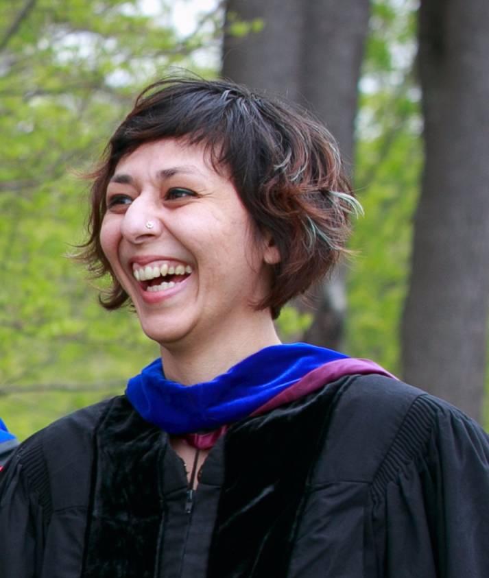 Asma Abbas Wins Fulbright Scholar Grant