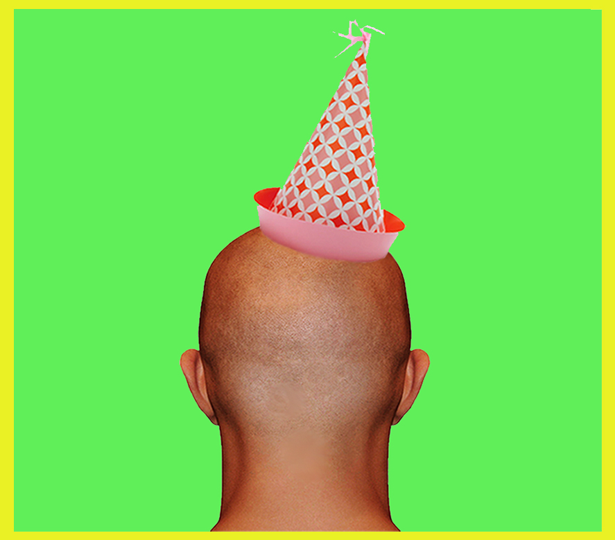 Daniel's Art Party head