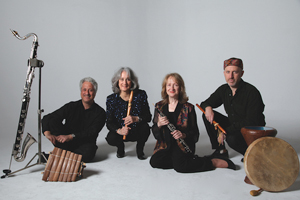 Faculty Concert Series Presents Hevreh Ensemble