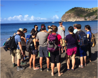 Montserrat Tropical Ecology Field Report