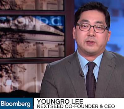 Youngro Lee '00 Discusses New Crowdfunding Rules on Bloomberg
