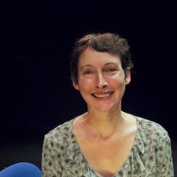 Faculty member Aimee Michel