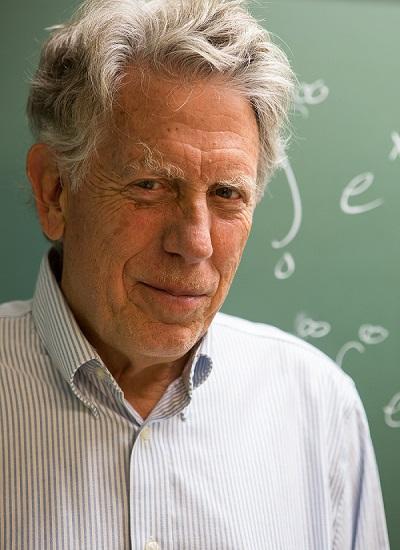 Faculty member Bob Putz