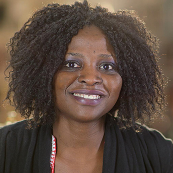 Professor Francisca Oyogoa.