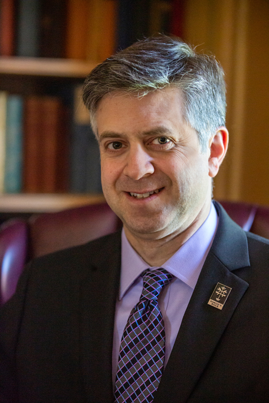 John B. Weinstein, provost and vice president
